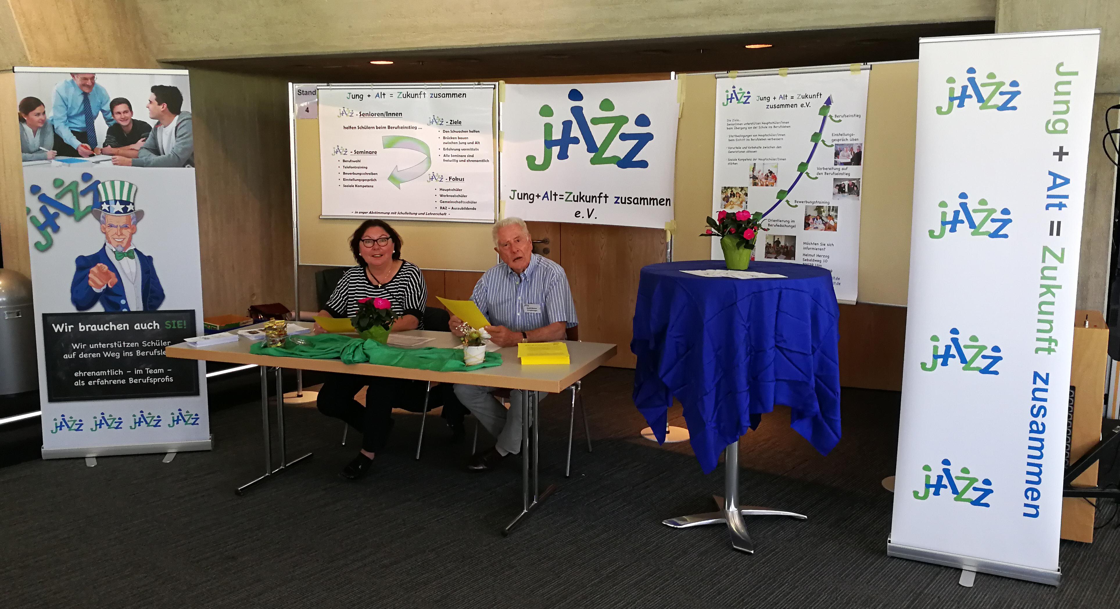 Freiwilligenmesse Neu-Ulm 2018